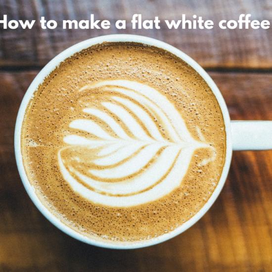 How to make Caffè macchiato (1)