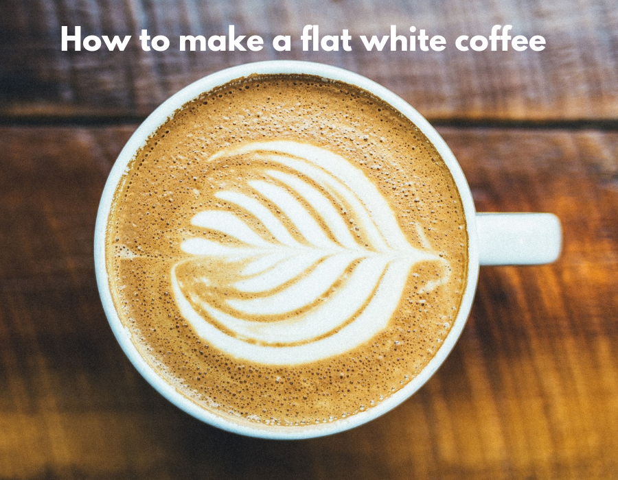 How to make Caffè macchiato (1)