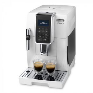 De'Longhi Dinamica ECAM 350.35.W Bean To Cup Coffee machine