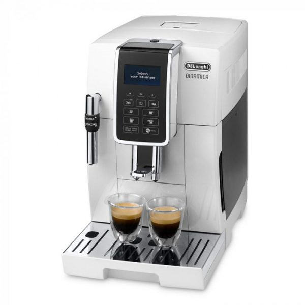 De'Longhi Dinamica ECAM 350.35.W Bean To Cup Coffee machine