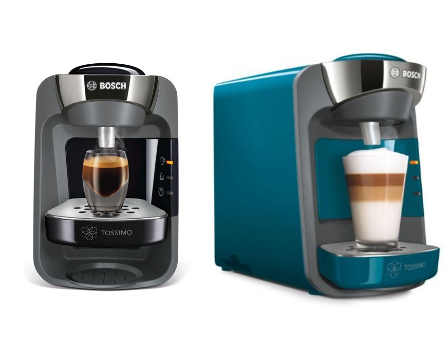 Features of the Bosch Tassimo Suny TAS3202GB