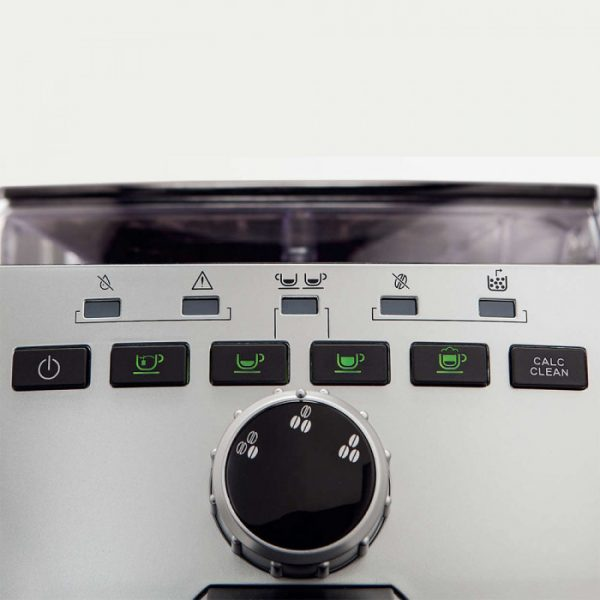 Gaggia Naviglio Deluxe HD874911 Bean To Cup Coffee Machine buttons