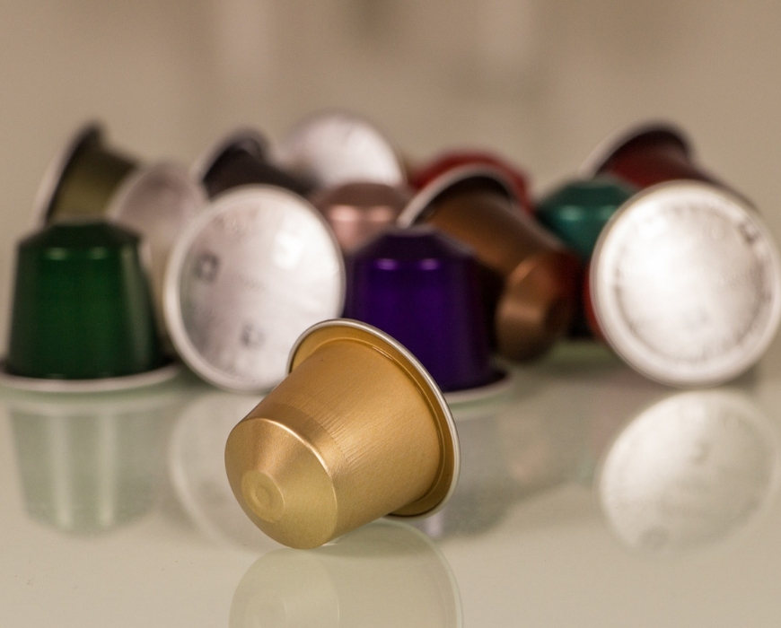 coffee pods for coffee pod machines