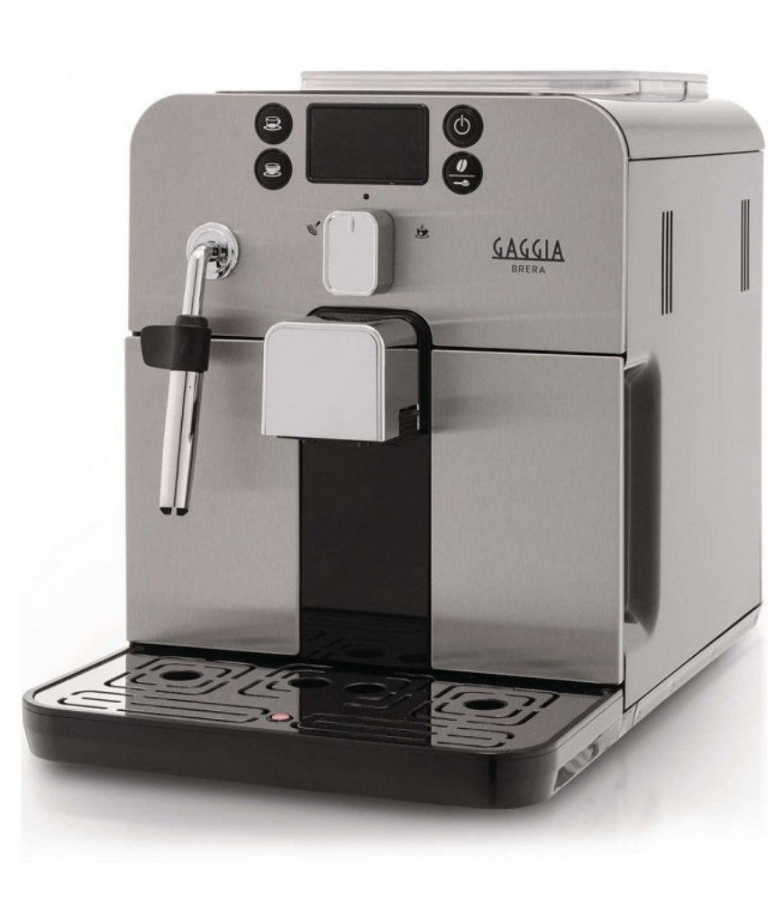 Gaggia Brera coffee machine review