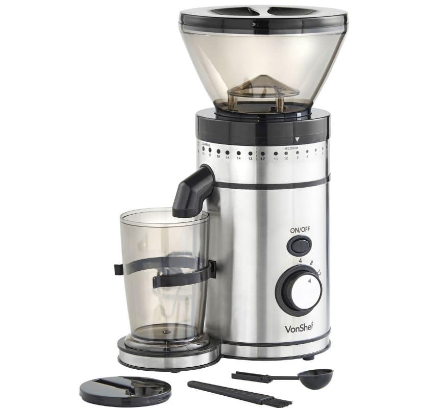 the Vonshef grinder