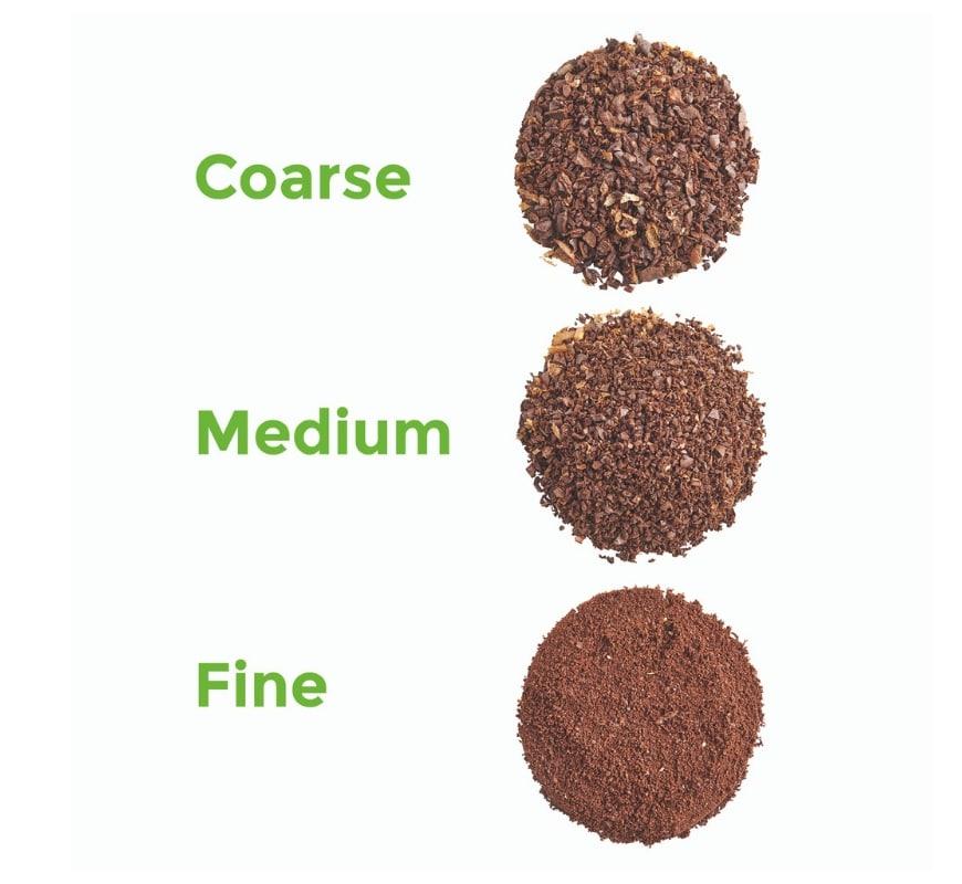 the Vonshef grinder range of