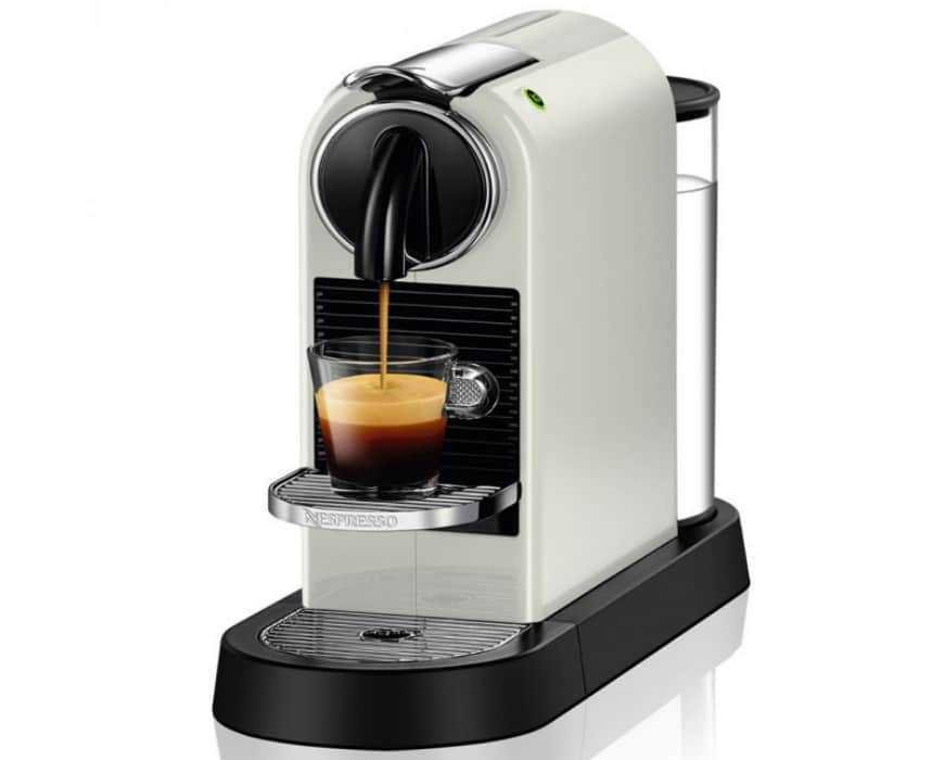 what is the cost of a Coffee pod machine?