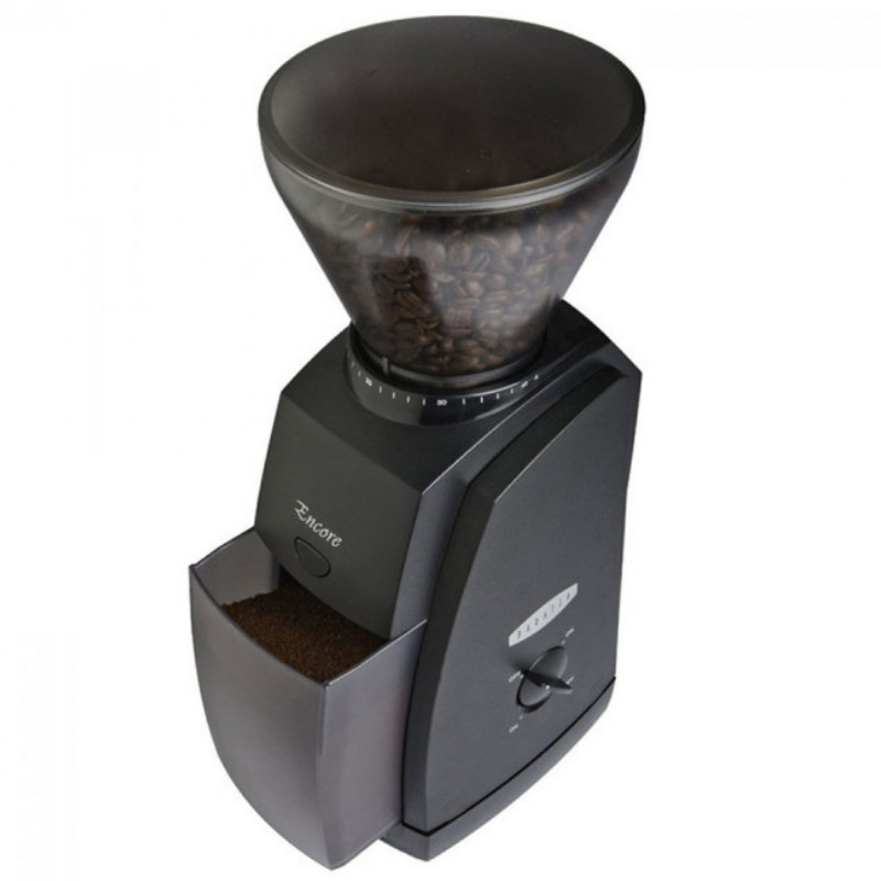 Baratza Encore Conical Burr Grinder from the top