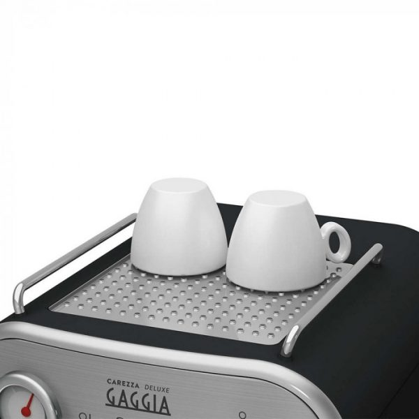 Gaggia Carezza espresso machine coffee cup tray