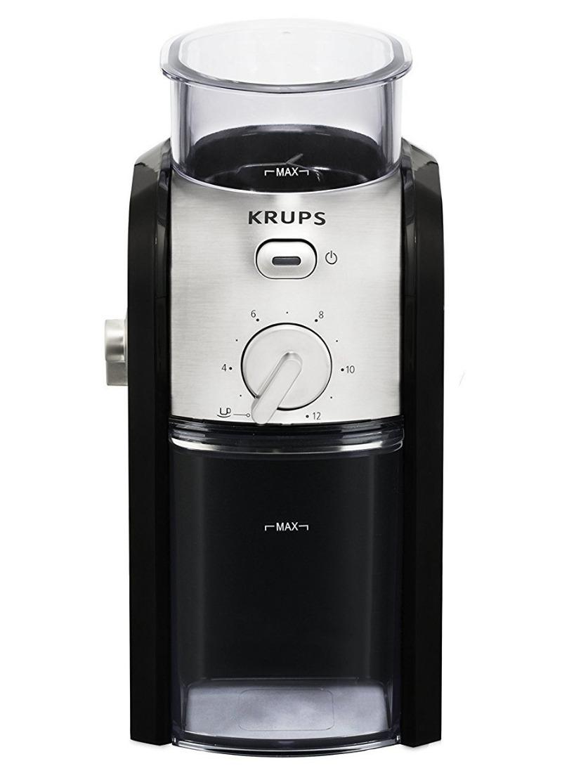 Krups Expert GVX231 Burr Coffee Grinder Review