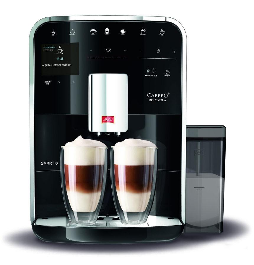 Melitta Caffeo Barista TS Bean To Cup Coffee Machine