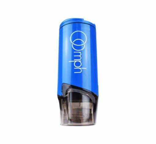 Blue oomph coffee maker