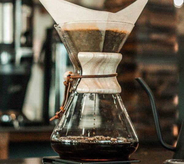 Chemex coffee make