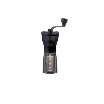 Hario Ceramic Coffee Mill Mini Slim Plus Hand Coffee Grinder