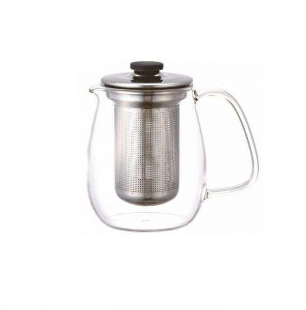 Kinto Unitea Teapot Set Large Stainless Steel