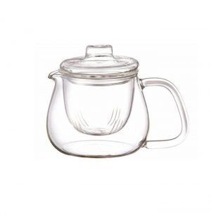Kinto Unitea Teapot Set Small Glass