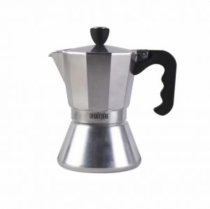 La Cafetiere 6 Cup Induction Coffee Press Moka Pot