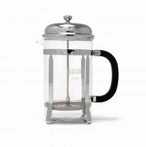 La Cafetiere Classic 12 Cup Cafetiere Chrome