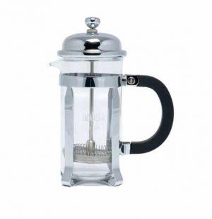 La Cafetiere Classic 3 Cup Cafetiere Chrome