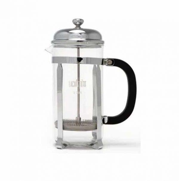 La Cafetiere Classic 8 Cup Cafetiere Chrome