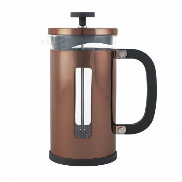 La Cafetiere Pisa Copper 8 Cup Cafetiere