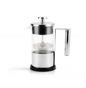 Yama 6 Cup Glass Cafetiere french press