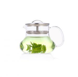 "Yama Glass ""Sitka"" Teapot (12 oz)"