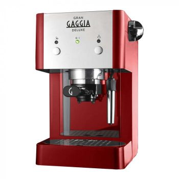 Coffee machine Gaggia red