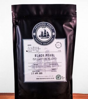 Black Pearl Coffee Beans