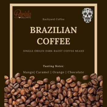 Brazilian Dark Roast Coffee