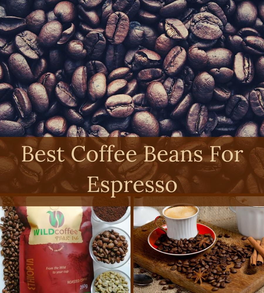 Best Coffee Beans For Espresso
